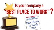 "2017 is your year to get on the ""Best Places to Work"" lists!"