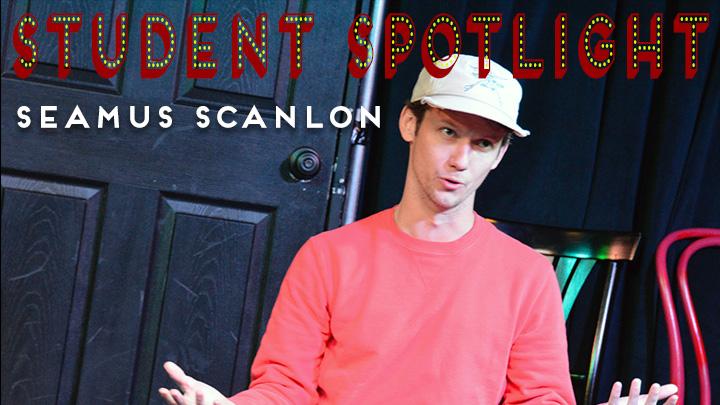 Meet June's Student Spotlight: Seamus Scanlan!   Finest City