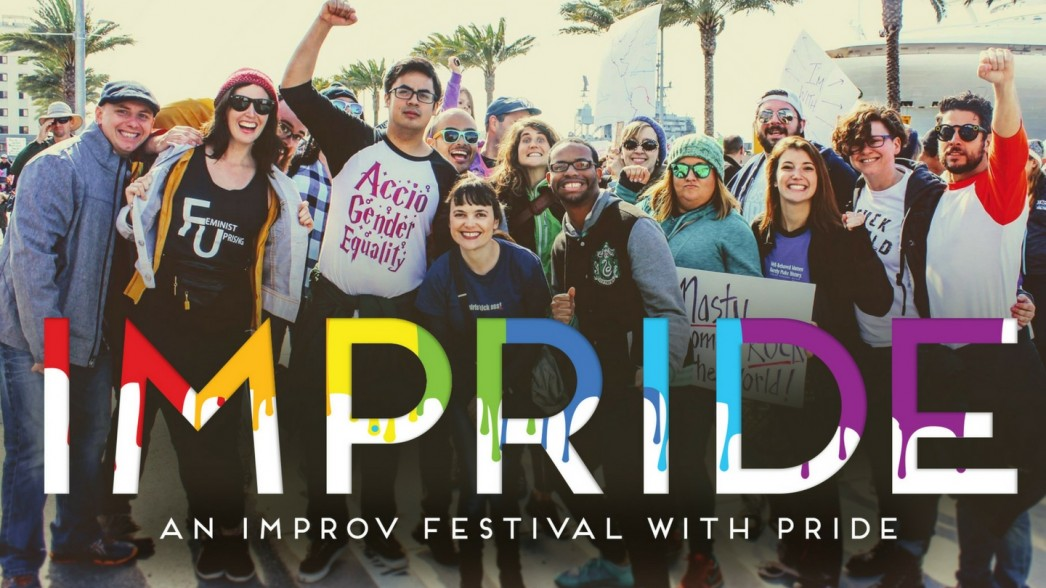 Pride improv festival