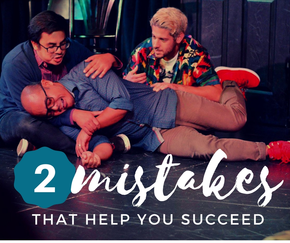 mistakes that help you learn and grow