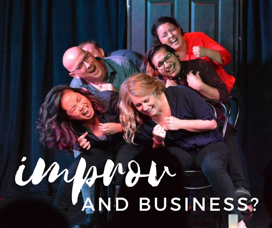 improv for business