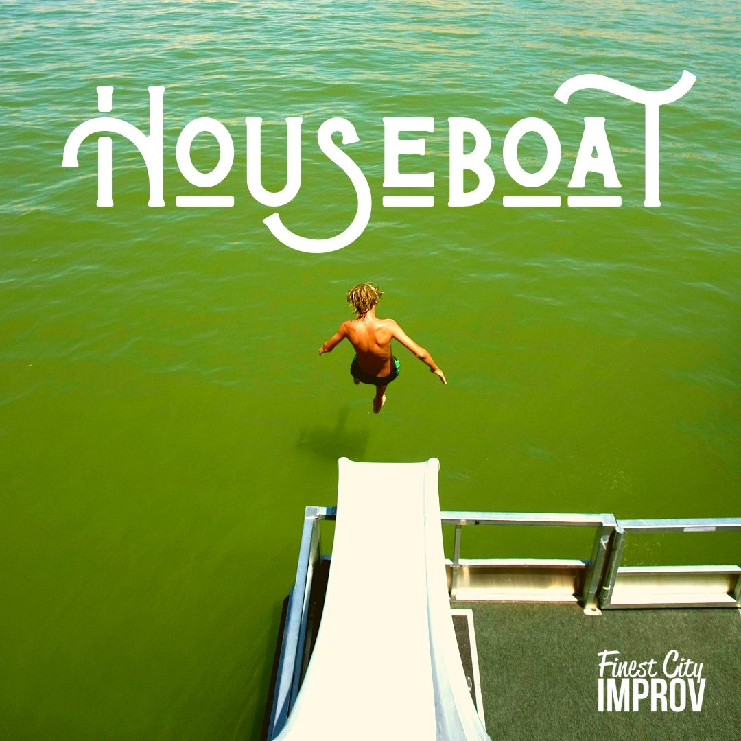 Improv comedy house team Houseboat