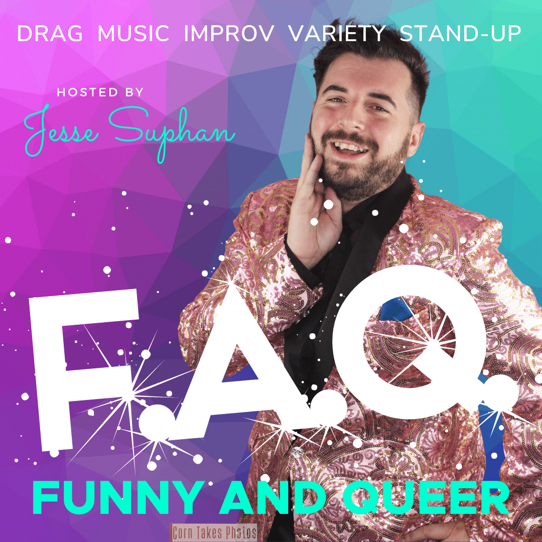 lgbtq comedy showcase