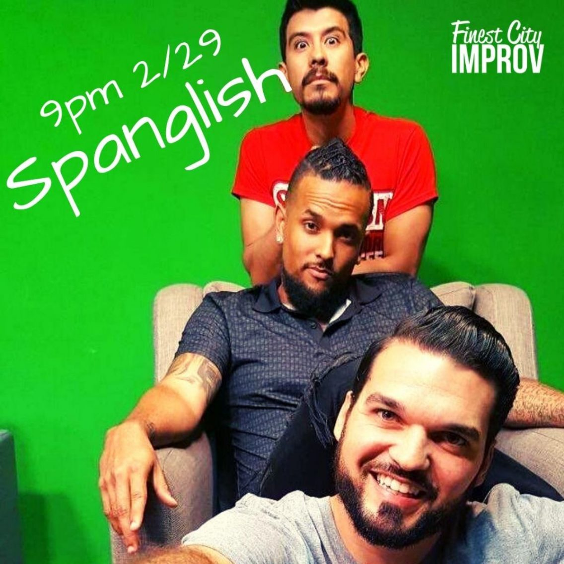 Spanglish Improv Team